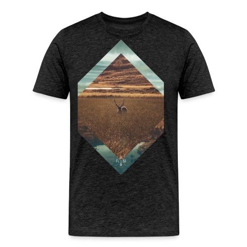 kleinn Kopie png - Männer Premium T-Shirt