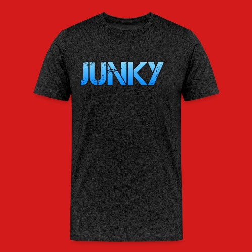 Junky Skate Blue - Men's Premium T-Shirt