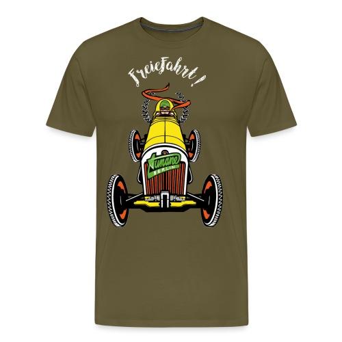 Freie Fahrt - Männer Premium T-Shirt