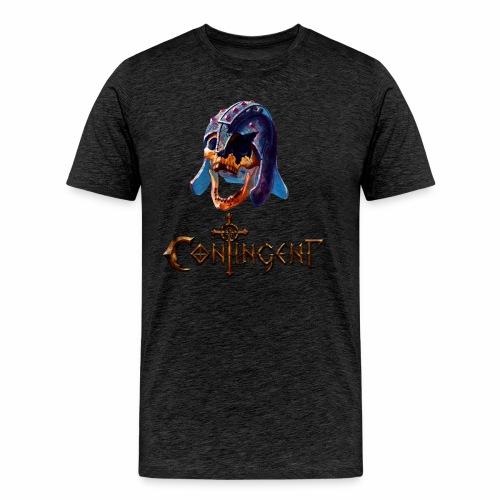 Contignent Logo - Men's Premium T-Shirt