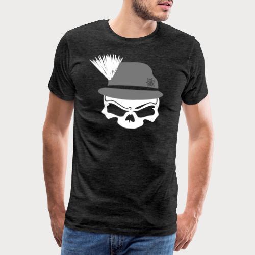 Steirerhutskull - Männer Premium T-Shirt