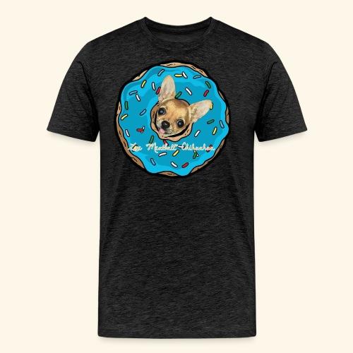 Zoe Donuts Chihuahua - Maglietta Premium da uomo