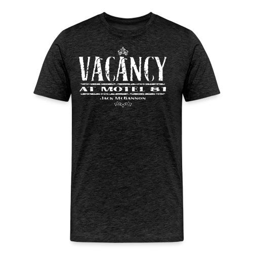 Vacancy at Motel 81 - Männer Premium T-Shirt
