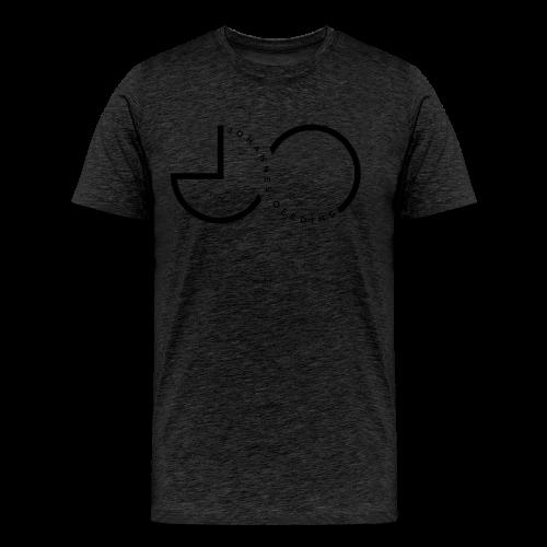 Johannes Oerding Logo - Männer Premium T-Shirt