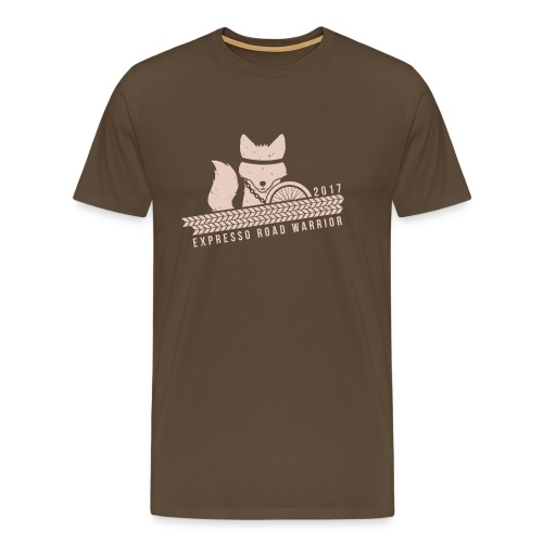 Shirt Brown png - Men's Premium T-Shirt