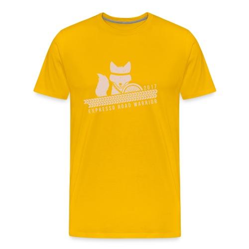 Shirt Brown png - Men's Premium T-Shirt