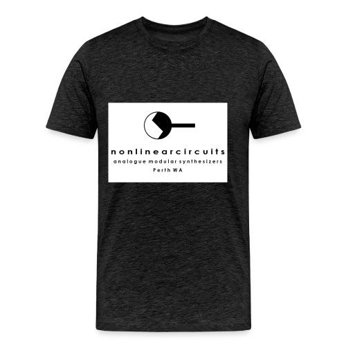 nlc logo - Men's Premium T-Shirt