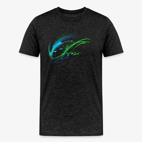 bluegreen - Männer Premium T-Shirt