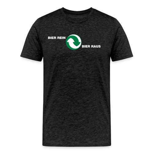 reinraus - Männer Premium T-Shirt