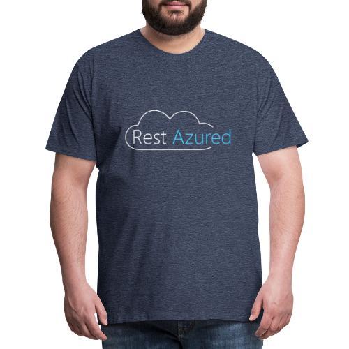 Rest Azured # 2 - Men's Premium T-Shirt