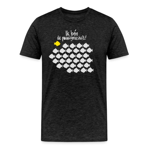 Paradigmashift - Mannen Premium T-shirt