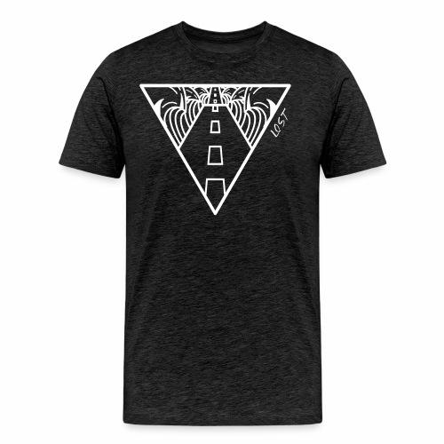 The Searcher Lost Blanco - Camiseta premium hombre
