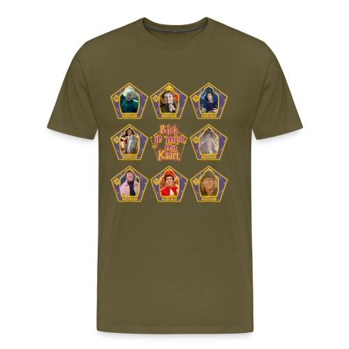HP Kerststream - Mannen Premium T-shirt