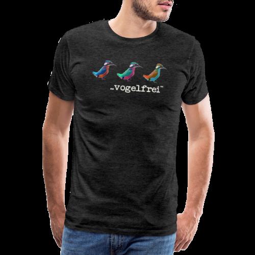 geweihbaer Vogelfrei - Männer Premium T-Shirt