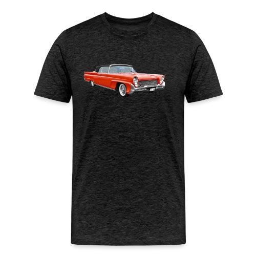 Red Classic Car - Mannen Premium T-shirt