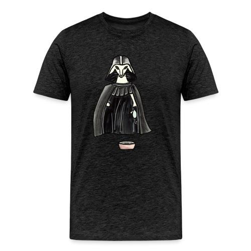 Darth Albert - Premium-T-shirt herr