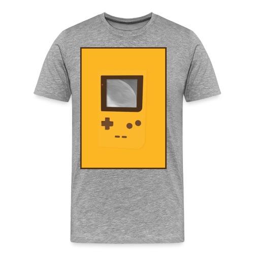 Game Boy Nostalgi - Laurids B Design - Herre premium T-shirt