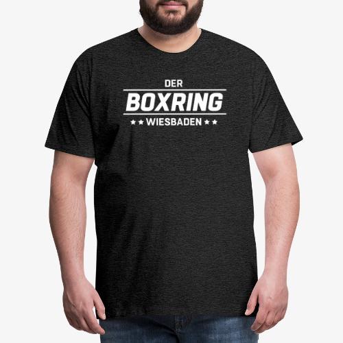 Der Boxring Wiesbaden - Männer Premium T-Shirt