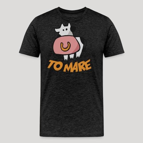 TO MARE - Maglietta Premium da uomo