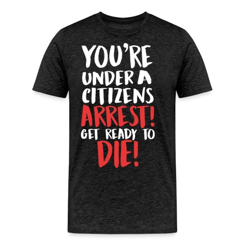 The Fergus Beeley - Men's Premium T-Shirt