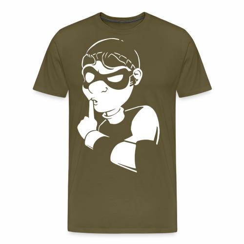 Bob Sssh - Men's Premium T-Shirt