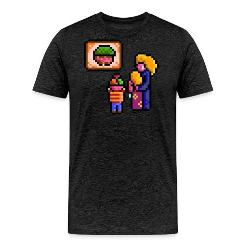 familycri - Premium T-skjorte for menn