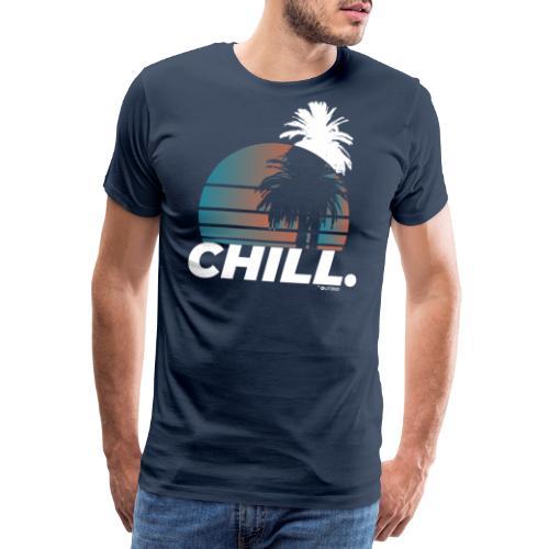 Chill. - Maglietta Premium da uomo