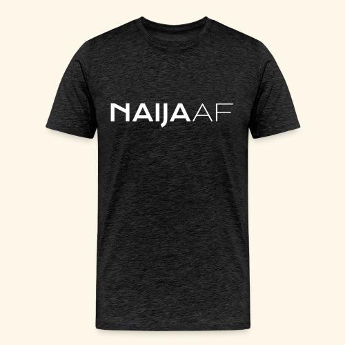 naija-af - Men's Premium T-Shirt