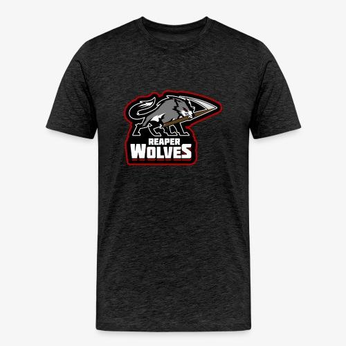 Reaper Wolves Original - T-shirt Premium Homme