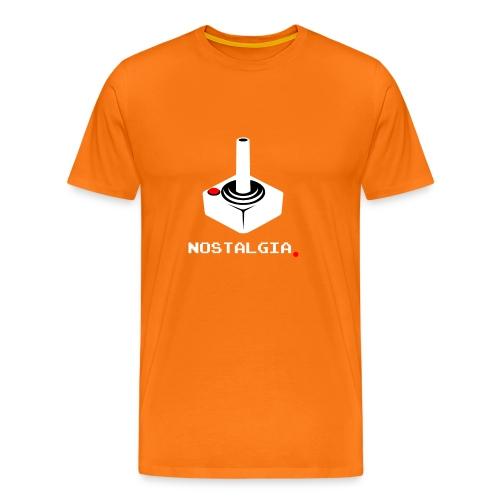 Nostalgia - Premium T-skjorte for menn