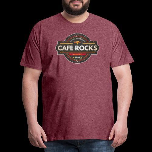 Vintage Badge - Mannen Premium T-shirt