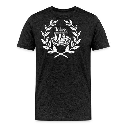 JOHN'S Lindenwirt w. - Männer Premium T-Shirt