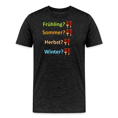 Eiszeit - Männer Premium T-Shirt