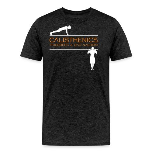 Calis Logo HiRes test - Männer Premium T-Shirt