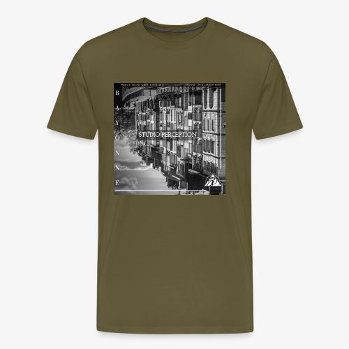 BAYONNE PERCEPTION - PERCEPTION CLOTHING - T-shirt Premium Homme