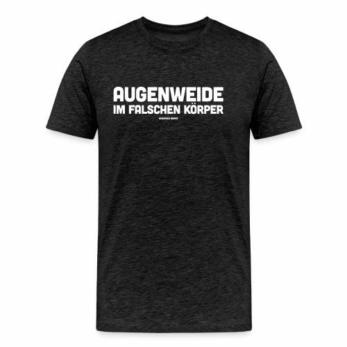 Augenweide - Männer Premium T-Shirt