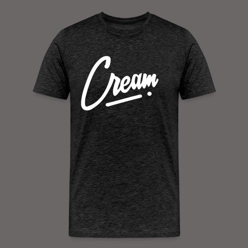 Cream - T-shirt Premium Homme