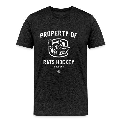 Canalian Rats - Männer Premium T-Shirt