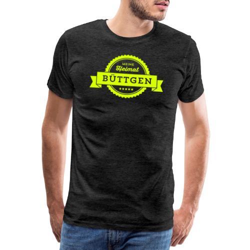 Büttgen 1 farbig - Männer Premium T-Shirt
