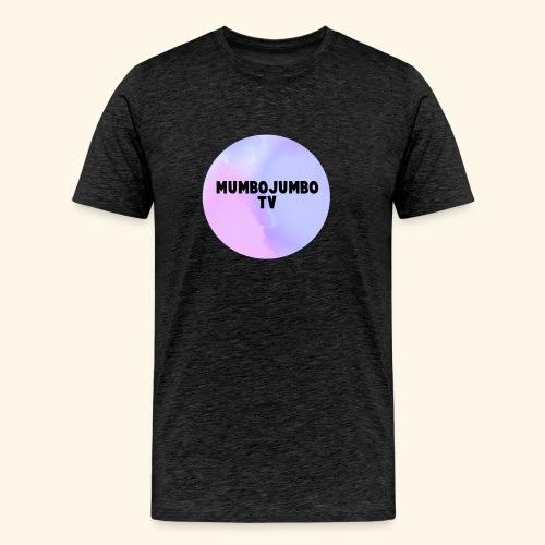 Light Unisex MumboJumbo TV Galaxy Sweatshirt Hoodi - Men's Premium T-Shirt