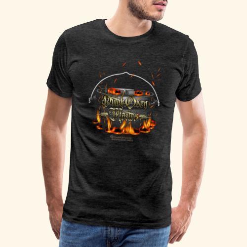 Dutch Oven Master - Männer Premium T-Shirt