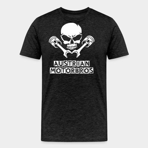 AustrianMotorBros - Männer Premium T-Shirt
