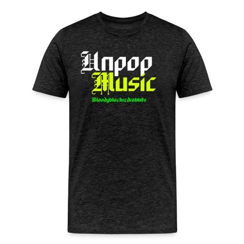 bbrr shirt unpop 1205 - Männer Premium T-Shirt