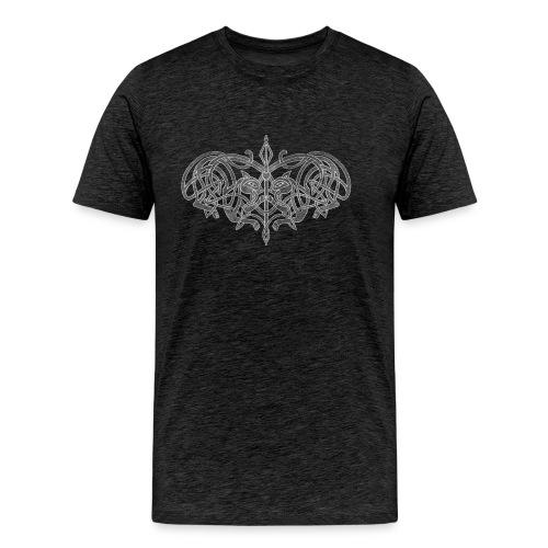 Freyja ornament - Premium-T-shirt herr