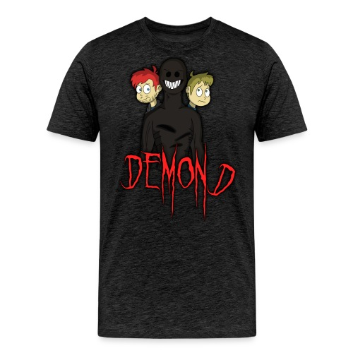'DEMOND' Tshirt (Colesy Gaming - YouTuber) - Men's Premium T-Shirt