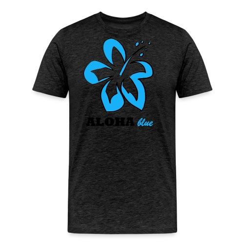 Hi Flower - Männer Premium T-Shirt