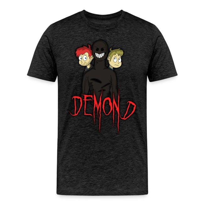 'DEMOND' Tshirt (Colesy Gaming - YouTuber)