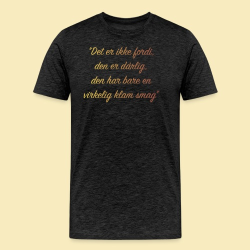 Citat afsnit 5 - Herre premium T-shirt