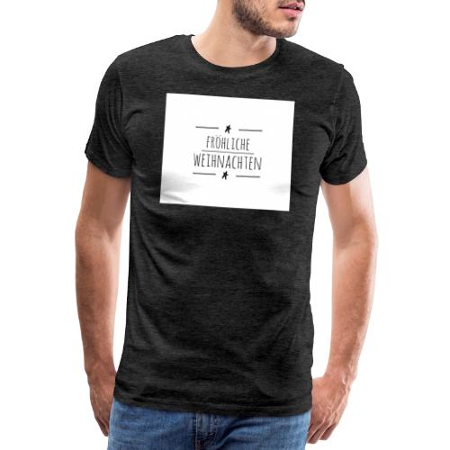 Weihnachten - Männer Premium T-Shirt