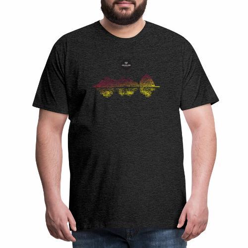 Trænstaven - Premium T-skjorte for menn